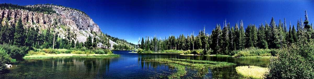 Twin Lakes, California, 2000